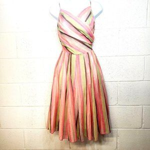 Rubber Ducky Productions Vintage Style Dress Pink